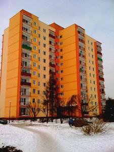 Budynek ul. Dragonów 14
