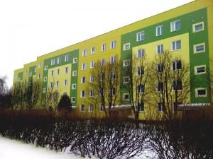 Budynek ul.Rycerska 6