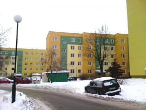 Budynki ul.Rycerska 2, 4, 6