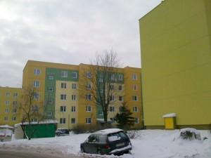 Budynki ul.Rycerska 6, 8