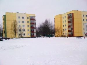 Budynki ul.Szaserów 9, 11